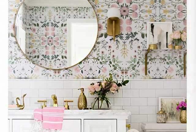 Powder Room Inspiration Home Made By Carmona