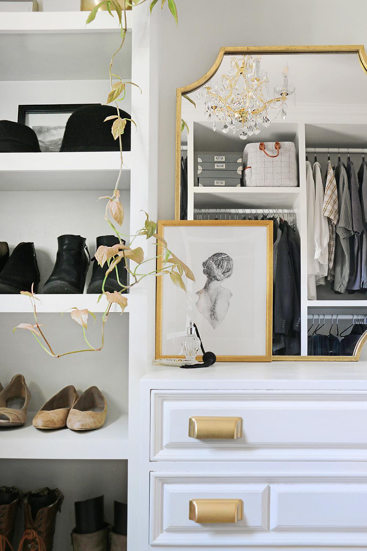 Vanity Mirror And Shoe Shelf Home Made By Carmona